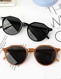Gafas De Sol Redondas De Resina