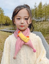 Pañuelo Infantil Engrosado Muñeco Pollito