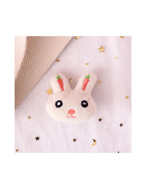 Fashion Little Rabbit Bunny Rabbit Plush Embroidery Brooch