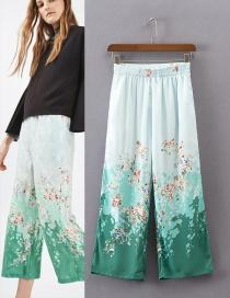 Pantalones De Moda Del Estilo Coreano Belelza Para Dama