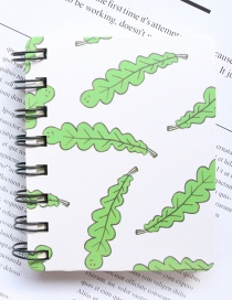 100 Páginas-cuaderno De Algas Marinas