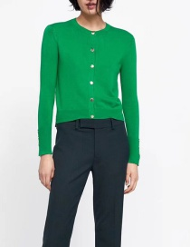 Suéter Tipo Jersey De Punto