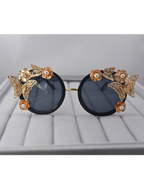 Gafas De Sol De Mariposa