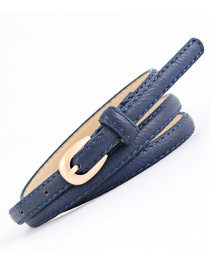 Cinturón De Hebilla Con Hebilla