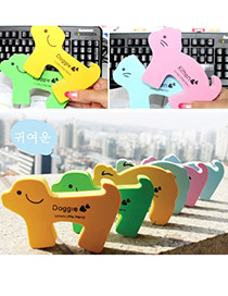 Kinetic Color will be random Fashion Cartoon Shape Plastic Household goods